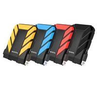 Жесткий диск ADATA DashDrive Durable HD710 Pro 1 TB Red (AHD710P-1TU31-CRD)