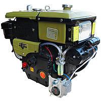 Двигатель дизельный (10 л.с./ 7,35 кВт) ДД190ВЭ