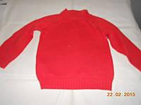 Шикарный свитер со змейкой, фото 1
