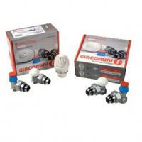 "Комплект для подключения радиаторов 1/2"" X16 (R470X001+R412X033+R31X033) прямой Giacomini"