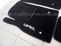 Водительский ворсовый коврик OPEL Astra J