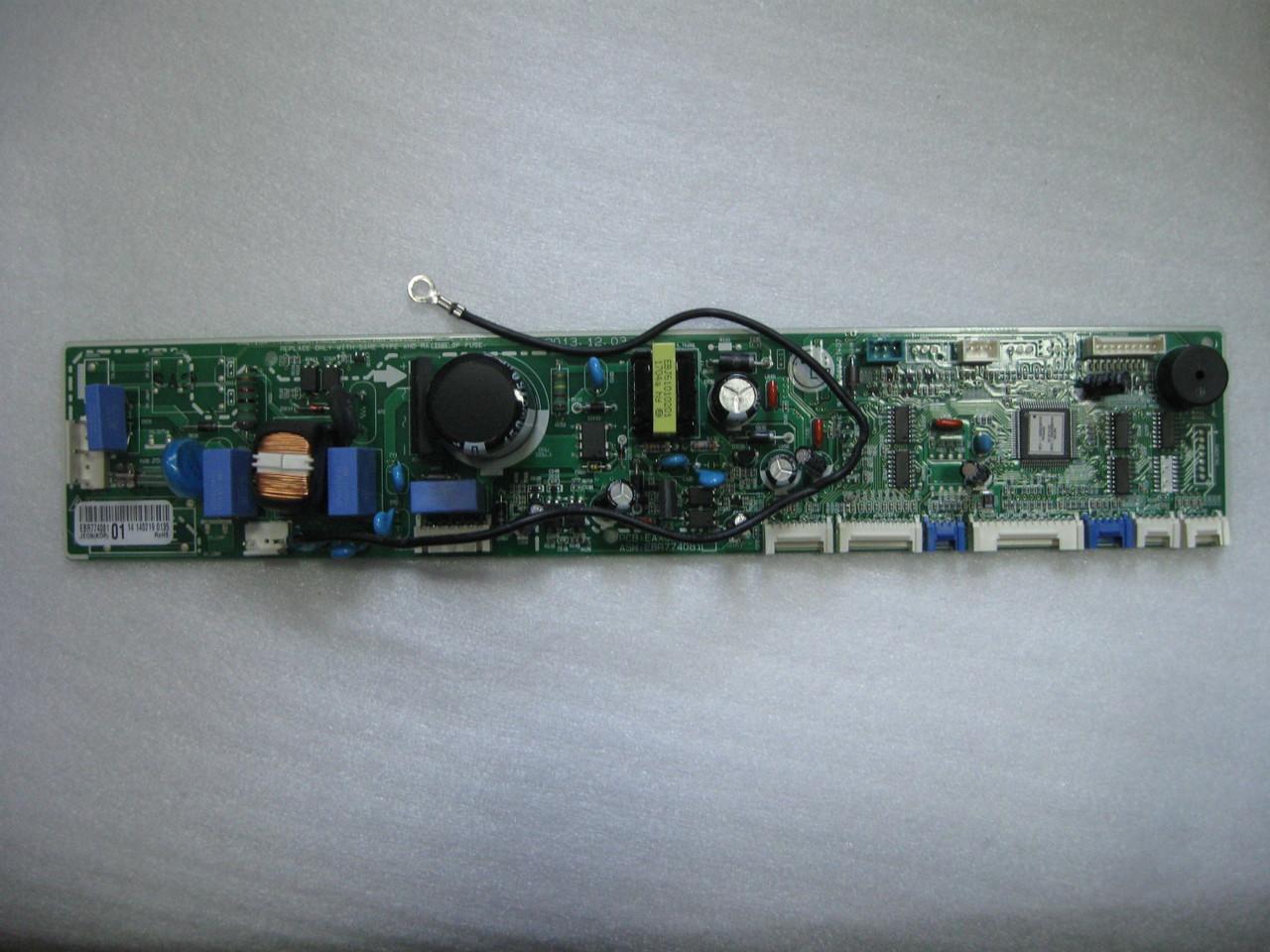 Плата управления кондиционера LG  EBR77408101