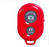 Bluetooth Remote Shutter selfie Красный Розничная коробка, фото 2