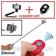 Bluetooth Remote Shutter selfie Красный Розничная коробка