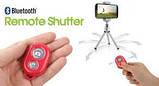 Bluetooth Remote Shutter selfie Красный Розничная коробка, фото 3