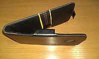 Чехол-флип для FLY IQ451 Vista чёрный