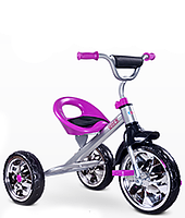 Детский трехколесный велосипед Caretero York