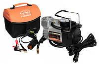Автомобильный компрессор 12В, 15А, 10Атм, 37л/мин. LAVITA LA 191305