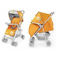 BabyTilly Детская Коляска прогулочная TILLY Voyage желтая