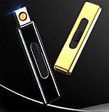 Электронная USB зажигалка, фото 6