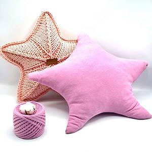 Основа для декоративной подушки Звезда  45 см