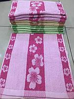 Полотенце кухонное махровое 35*70 (от 10 шт)