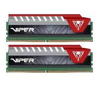 Память PATRIOT 16 GB (2x8GB) DDR4 2800 MHz Viper Elite Red (PVE416G280C6KRD)
