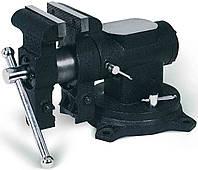 Тиски Proma VS-125 125 мм универсальные поворотные в 2-х плоскостях с наковальней