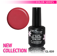 УФ гель-лак для ногтей NEW COLLECTION Lady Victory 15 мл. LDV GL-009/23-2