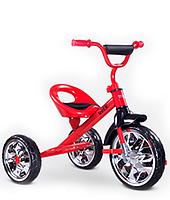 Детский трехколесный велосипед Caretero York Красный
