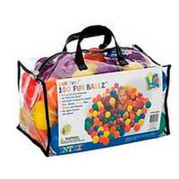 Мячики для сухого бассейна (6,5 см) Intex 49602