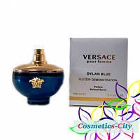 Тестер женский Versace Pour Femme Dylan Blue, фото 1