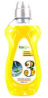 """зас д/миття підлоги EcoMax 1л """"Квітковий""""*16"""