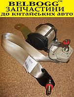 Ремень безопасности передний правый Geely MK, Джили МК