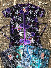 Летние женские халаты больших размеров