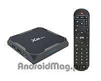 Андроид ТВ приставка X96 Max 2/16 Gb Amlogic S905X2