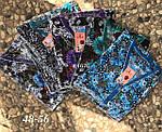 Летние женские халаты больших размеров, фото 2
