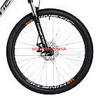 """Горный велосипед Kinetic Crystal 27.5 дюймов 19"""" серый, фото 3"""