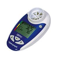 Пикфлоуметр електронний Vitalograph Asma-1 для вимірювання пікової швидкості видиху 25 - 840 л/хв, Ірландія, фото 1