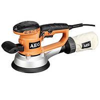 Эксцентриковая шлифмашина AEG EX 150 ES (440 Вт)