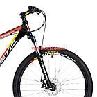"""Горный велосипед Kinetic Crystal 27.5 дюймов 17"""" черный, фото 2"""