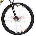 """Горный велосипед Kinetic Crystal 27.5 дюймов 17"""" черный, фото 3"""