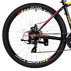 """Горный велосипед Kinetic Crystal 27.5 дюймов 17"""" черный, фото 5"""
