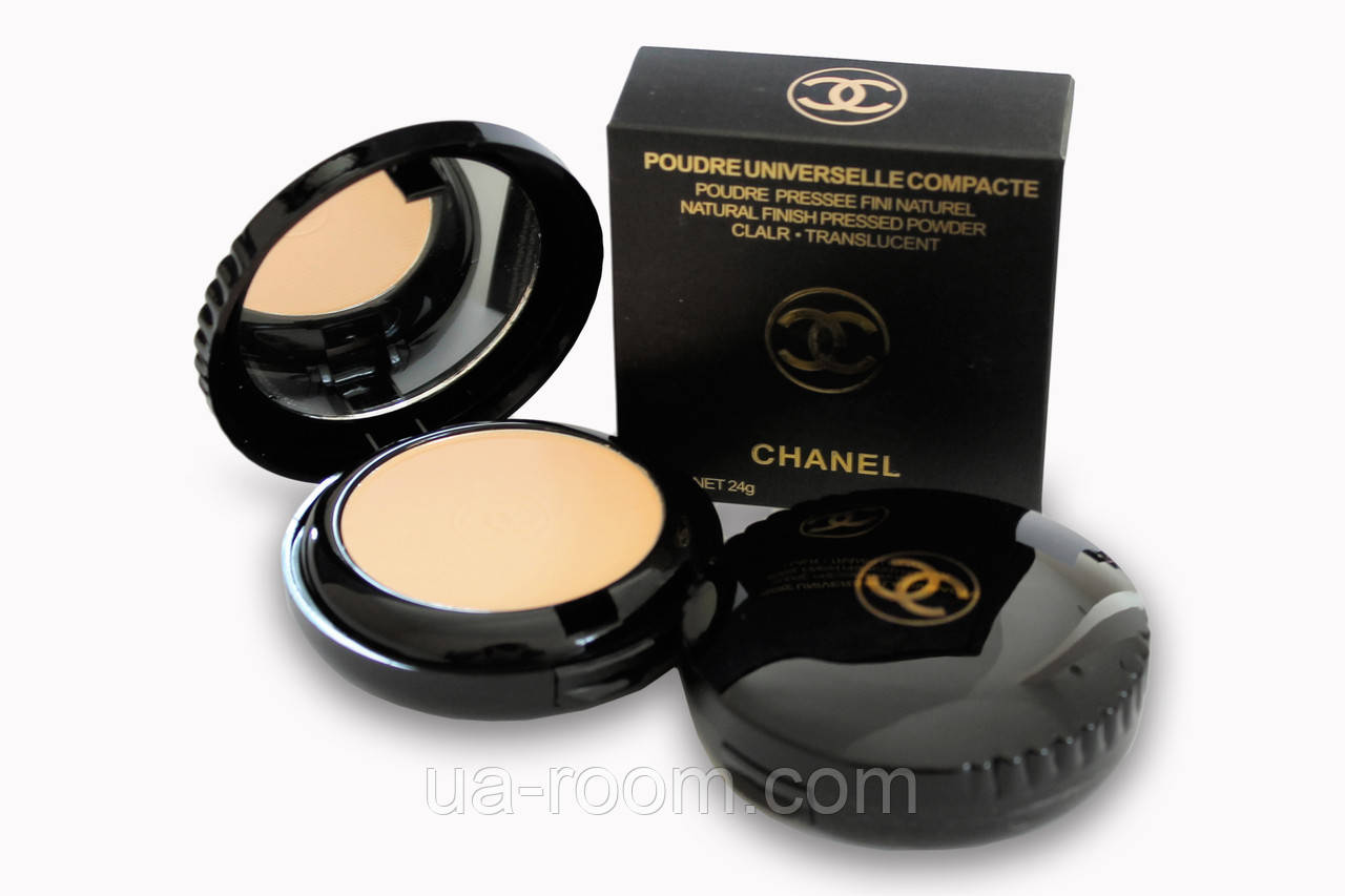 Пудра двойная Chanel POUDRE UNIVERSELLE COMPACTE