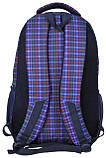 Молодежный рюкзак PASO 21L 15-8115B фиолетовый, фото 2