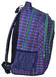 Молодежный рюкзак PASO 21L 15-8115B фиолетовый, фото 3