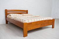 Кровать из бука Милана Люкс ТМ Олимп