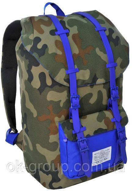 """Молодежный рюкзак для ноутбука 15,6"""", Paso CM-190A 25 л"""