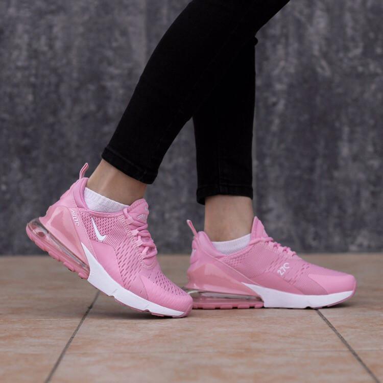 Стильные женские кроссовки Nike Air Max 270 - 5 цветов