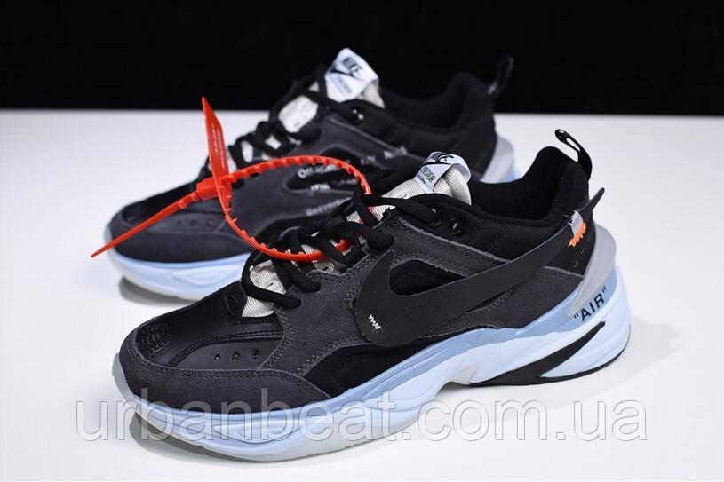 a789081f Мужские кроссовки Off White x Nike M2K Tekno Реплика : продажа, цена ...