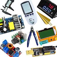 Инструмент и электротехнические изделия