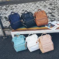 Большой каркасный рюкзак-сумка Blosson, фото 3