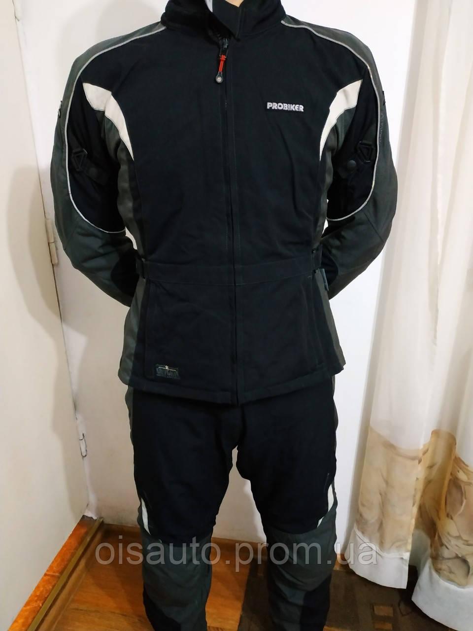 Мотоциклетний костюм Probiker (Комплект штани+куртка)