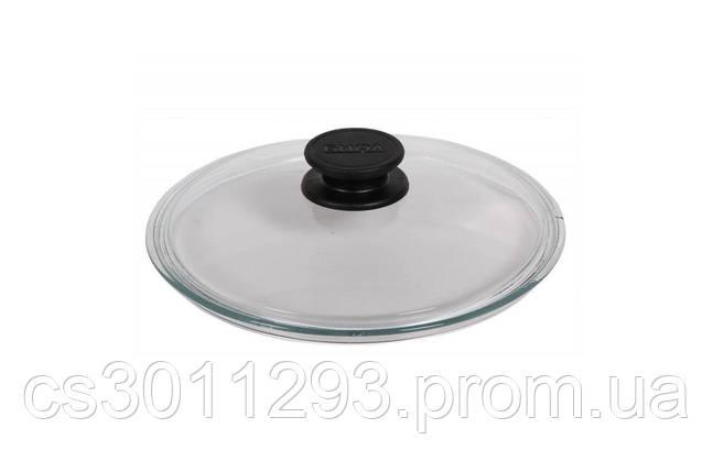 Крышка стеклянная Биол - 180 мм, низкая, фото 2