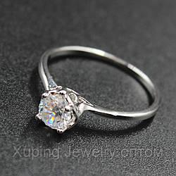 Кольцо помолвочное Xuping Jewerly 18k R040