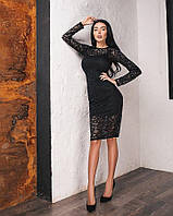 Мереживне плаття жіноче
