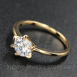 Кольцо помолвочное Xuping Jewerly 18k R041