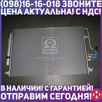 Конденсатор кондиционера MERCEDES, VOLKSWAGEN (пр-во VALEO) 818173