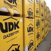 Газобетон (газоблок) UDK - ЭкономРесурс в Харькове