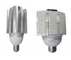 Светодиодная лампа Е40 54W